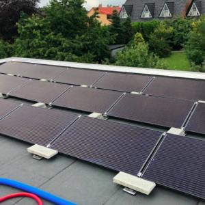 FVE - Fotovoltaická elektrárna SOLARplan